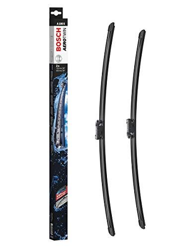 Bosch Aerotwin A100S - Escobilla limpiaparabrisas, Longitud: 700mm/650mm – 1 juego para el parabrisas (frontal)