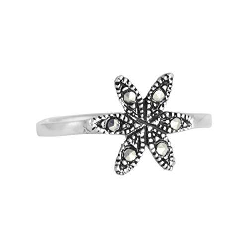 Ring'Flor Scilla' - fair trade Ring,...
