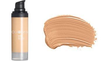 LR colours Oilfree Make-up Light > Caramel < 30 ml