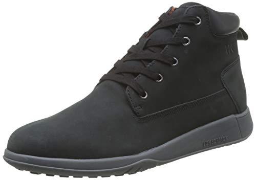 Lumberjack Herren Winter Houston Chukka Boots, Schwarz (Black/Black M0880), 41 EU