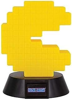 Paladone Products Mini Lampada Pac-Man 3D 10 cm, Multicolore