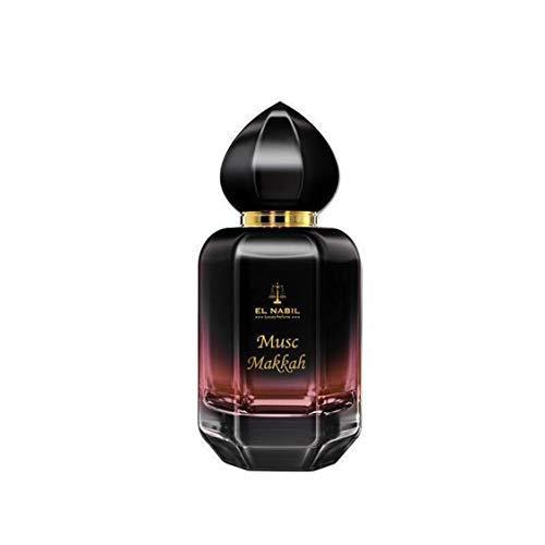 Musc Makkah - Eau de Parfum El Nabil - 50ml + 1 Bakhoor AL-ZAHRA Gratuit