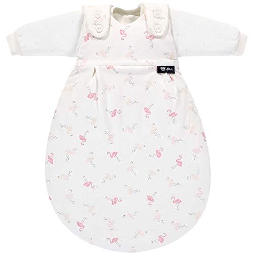 Alvi Baby-Mäxchen 3tlg. Super Soft Flamingo 50/56