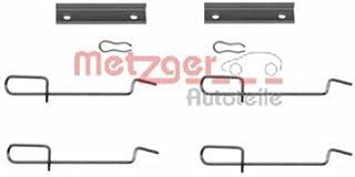 Metzger 109 1125 Zubehörsatz, Scheibenbremsbelag