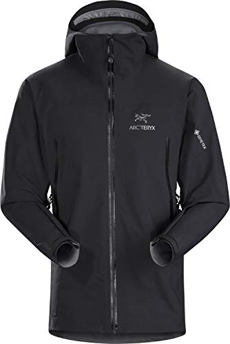 Arc'teryx Zeta AR Jacket Men's (Black II, Large)