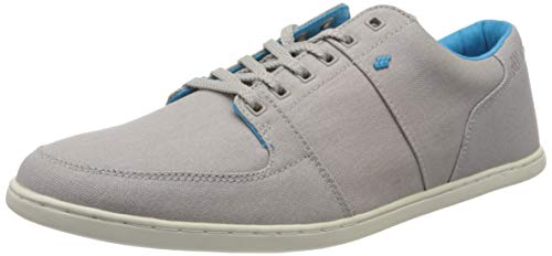 Boxfresh Herren Spencer Sneaker, Light Grey Ga3, 45 EU