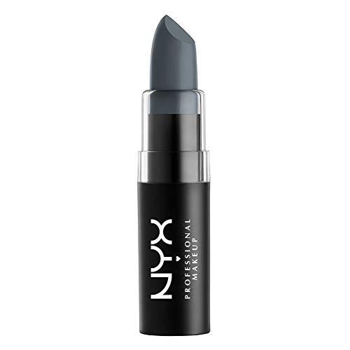 NYX PROFESSIONAL MAKEUP Matte Lipstick - Whipped Caviar (Muted Plum)