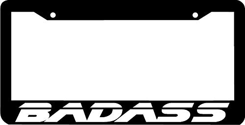 Yohoba Badass Lowered JDM JDM Turbo Racing License Plate Frame