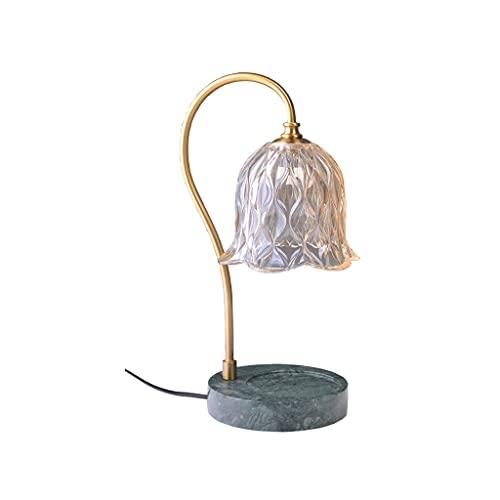 GZQDX Mármol cronómetro de Cera de fusión lámpara de tulipán de fusión de la lámpara de la Vela de fusión de la lámpara de la Vela de la lámpara de la Vela de la lámpara de la Fragancia de la lámpara