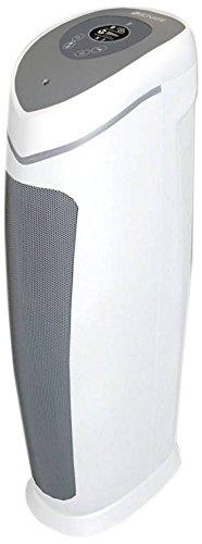 Bionaire BAP001X - Purificador de aire, 4 niveles de filtración, color blanco