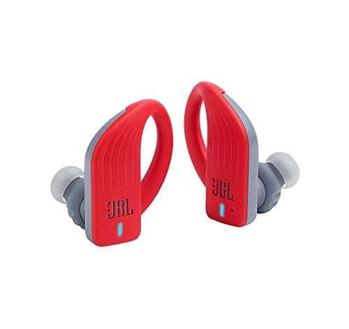 JBL Endurance Peak True Wireless Bluetooth in-Ear Sport Headphones - Red