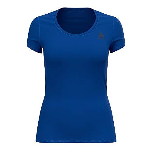 Odlo Bl Top Crew Neck S/S Active F-Dry Light Camiseta Mujer