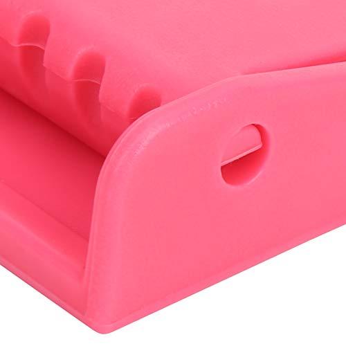 01 Hebilla de cinturón de Peso de Buceo, Resistente a la corrosión Hebilla de cinturón de Cintura de Peso de Buceo portátil para Pesca y Buceo Libre para Buceo con esnórquel(Pink)