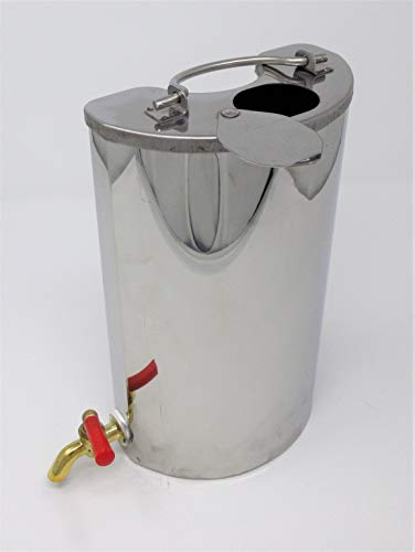 DWD Outdoor Wood Stove Stainless Steel Water Heater