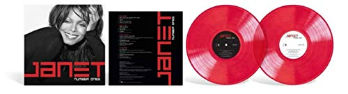 """Number Ones """"LP edition , 12 t…"""
