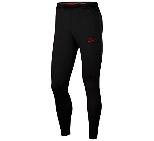 Nike Dri-Fit A.S. Roma Strike Hose, Herren L schwarz/Anthrazit/Team Crimson