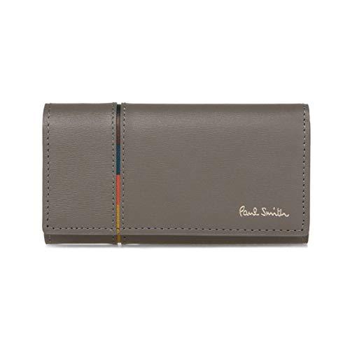 ポールスミス Paul Smith インセットストライプ キーケース キーホルダー 4連 メンズ 純正化粧箱 ショップ...