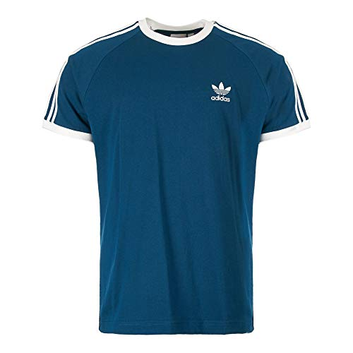 adidas Mens DV2553_M T Shirt, Green, M