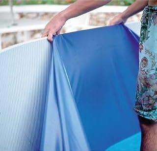 Gre Liner Overlap Azul 350x120 Circular (SIN Perfil Colgante) Espesor 30/100