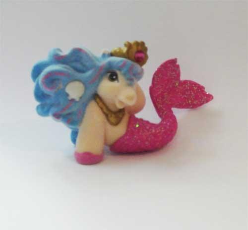 Filly-Pferdchen Serie 10 - Mermaids / Meerjungfrauen - Glitter Edition (Filly 10-04)