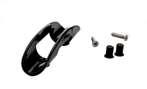 H2o Kayaks Deck Mounted Universal Paddle Clip (Only 1 Needed per Paddle) INC FIXINGS by H2o Kayaks