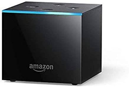 Fire TV Cube, hands-free with Alexa and 4K Ultra HD,...