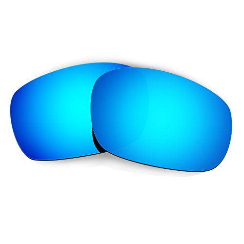 HKUCO Replacement Lenses for Oakley Racing Jacket Sunglasses - 1 Pair