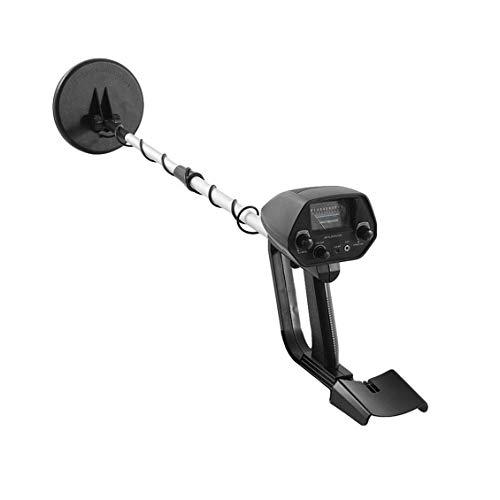 fghdf Profesional MD-4030 Detector de Metales subterráneo Ligero y portátil Detectores Ajustables de Oro Buscador de rastreadores Treasure Hunter