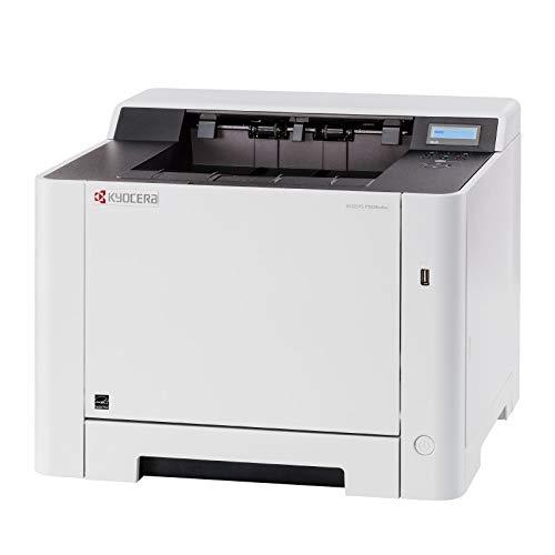 京セラ レーザープリンター A4カラー P5026cdw/26PPM/両面印刷/Wi-Fi Direct/有線LAN/USB【トナー自動再注文機能搭載】