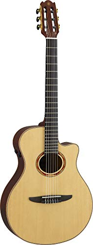 Yamaha NTX3 NT Acoustic-electric nylon-string guitar, with Atmosfeel