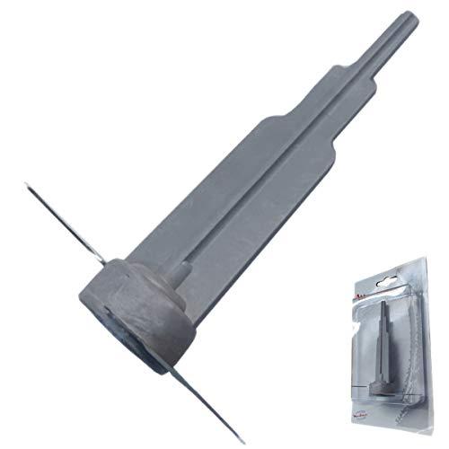 Messer A10B06 kompatibel mit / Ersatzteil für Moulinex AT7143 094 T71 Multi-Moulinette Zerkleinerer