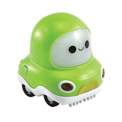 VTech- TTCory Bólidos Chrissy. Vehículo Interactivo con Voz bebés +12 Meses, Color (3480-546022)