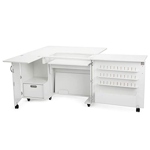Kangaroo Kabinets Wallaby II Sewing Cabinet with 3 Position Airlift