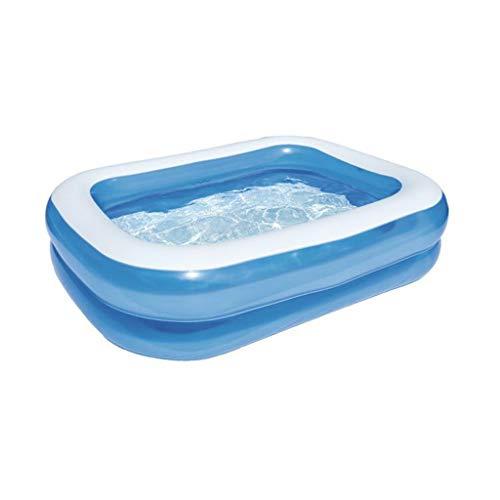 SHENGYANG, Piscinas inflables, Piscina Inflable de la Bola de Agua, Tenga su Propia Piscina en casa, Piscina para el Patio Trasero al Aire Libre, Azul