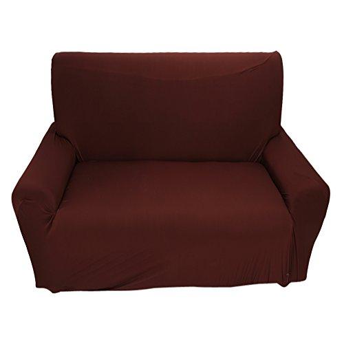 Weikeya Deslizamiento azul del sofá, protector material de los muebles de la cubierta de la fibra de poliuretano