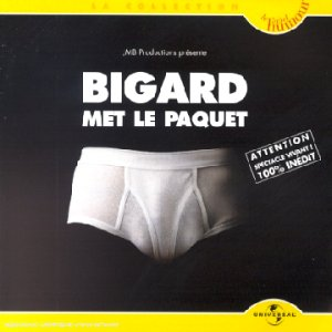 Bigard met le paquet [Import anglais]