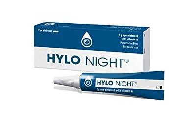 VitA-Pos Eye Ointment Vita Pos Night Gel Dry Eyes 5g x 3 from