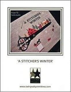 A Stitcher's Winter' Cross Stitch Chart