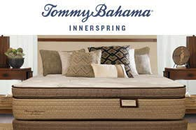 Amazing Deal Tommy-Bahama Sunkissed Plush EPT Mattress (King)