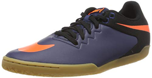 Nike Hypervenom Pro IC, Chaussures de Foot Homme, Bleu (Navy 749903-480), 44 1/2 EU
