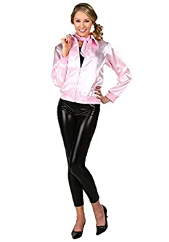 Pink Ladies Jacket Grease Costume Jacket Officially Licensed X-Large