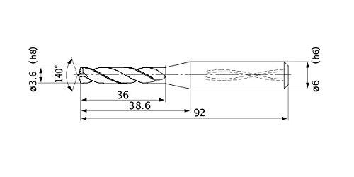 Mitsubishi Materials MVS0360X05S060 MVS Carbide Dri Free Max 74% OFF shipping Solid Series