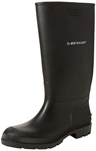 Dunlop Protective Footwear Unisex Pricemastor Stiefel, Schwarz, 48 EU