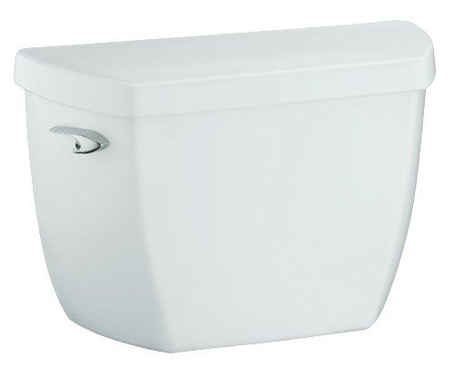 KOHLER K-4645-0 Highline Pressure Lite Toilet Tank, White