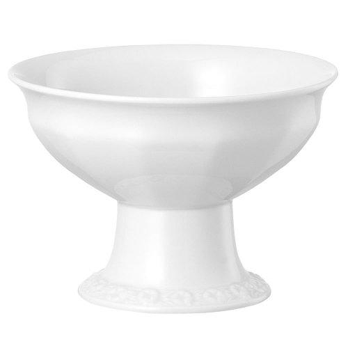 Rosenthal 10430-800001-25423 Maria Konfektschale auf Fuß Ø 12.5 cm, 0.28 L, weiß
