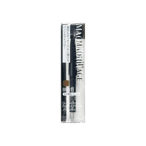 Shiseido MAQuillAGE double blow creator pencil BR611 cartridge Eyebrow 0.2g