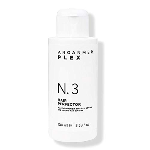 Arganmer Professional Plex N. 3 Hair Perfector 100ml - Permanently repaired and strengthened hair structure, radiant and long-lasting color results