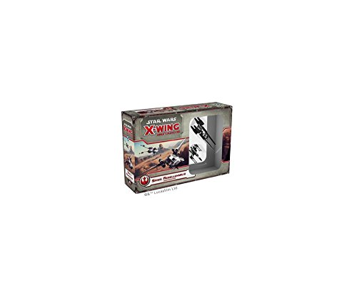 Fantasy Flight Games FFGD4061 Star Wars X-Wing Saws Rebellenmiliz