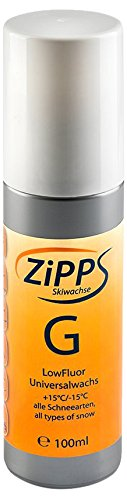 Kathrein Rodel Sportwachs G-100ml Wachs, Orange, L