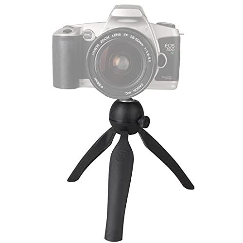 PANGTOU Accesorios para camer Mini Soporte para trípode multifunción Soporte para teléfono móvil/cámara Digital